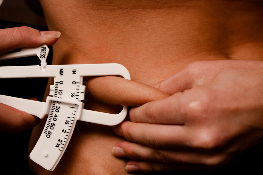 how to get a body fat percentage test