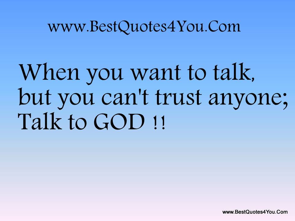 You Can 39 T Trust Anyone Quotes