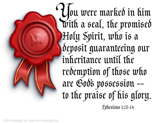 Ephesians 1:14 (66 kb)