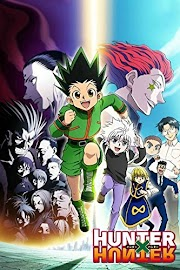 Anime HUNTER X HUNTER Chegará na Netflix em março