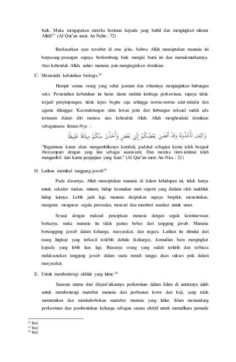 Makalah Munakahat (Pernikahan) dalam Islam