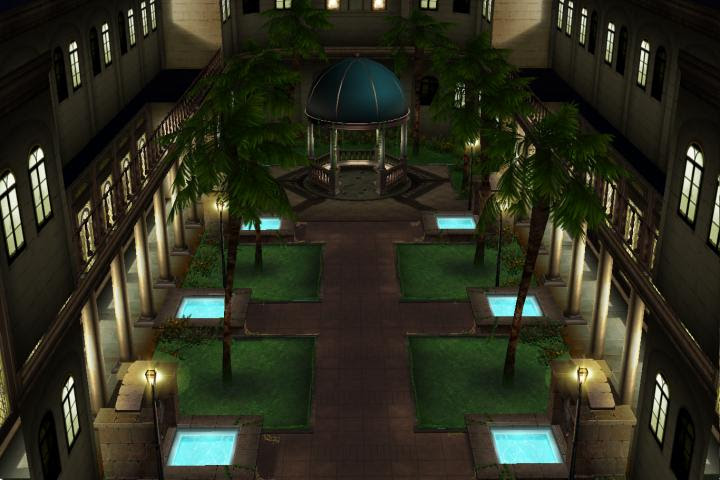 MMD Garden Mid Inn