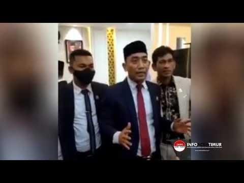 SEMPAT ADU JOTOS DI LUAR GEDUNG DPR ACEH, Dahlan : Hanya Salah Paham