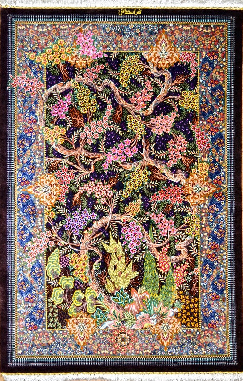 Oriental Rug Designs The Tree Of Life Ahdootcityrugs
