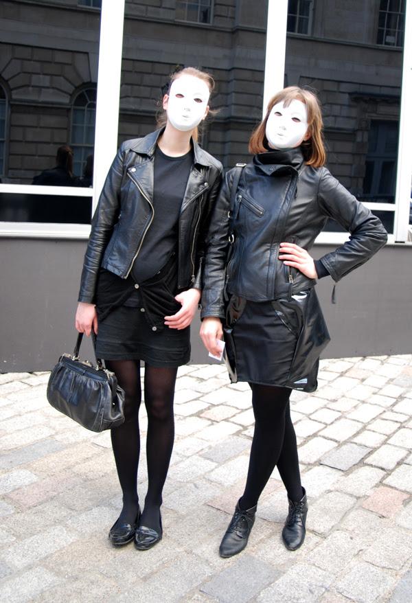 white_masks_london_fashion_week