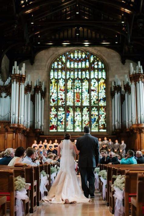 Graham Chapel   Washington University St. Louis Wedding