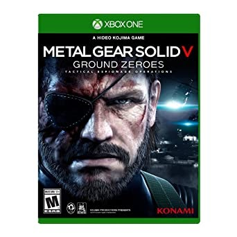 Review Metal Gear Solid:Phantom Pain(PreOrder)