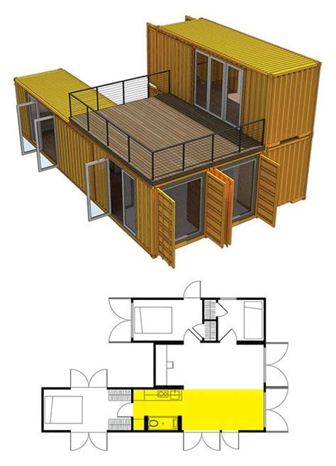 base home module shipping container home container house