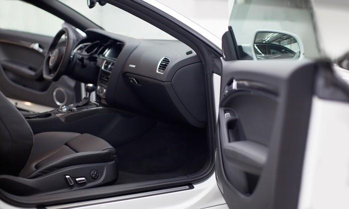 Car Interior Detailing Abu Dhabi