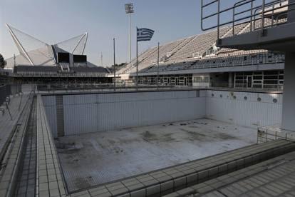 Le nuove rovine di Atene: gli impianti Olimpici 10 anni dopo