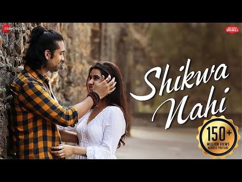 Shikwa Nahin Kisi Se Lyrics – Jubin Nautiyal
