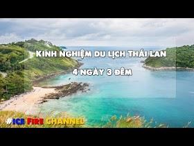 Kinh nghiệm du lịch Phuket Thái Lan 4 ngày 3 đêm
