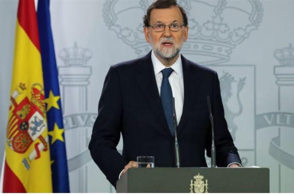 Spain Moves to Suspend Catalonia Autonomy
