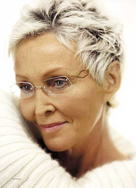 Best Short Haircuts for Older Women 2014 -2015_10