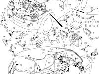 1999 Suzuki Vitara Fuse Diagram