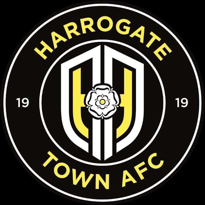 Play-Off Victory Sees Harrogate Town Secure a Place in League Two