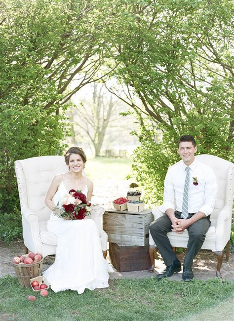 Rocklands Farm Summer Wedding Inspiration   United With Love