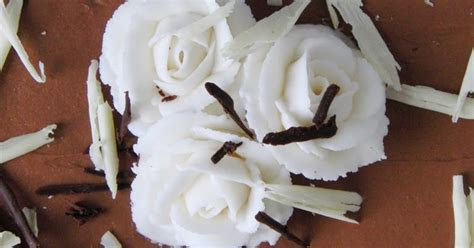 Curly Girl Kitchen: Black and White Marble Cake with