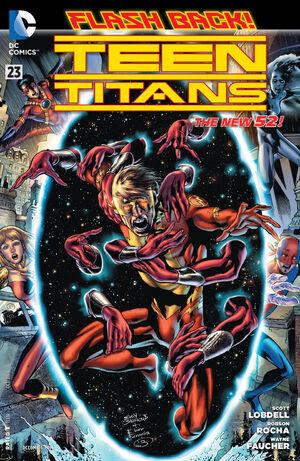 Novos Titãs #23