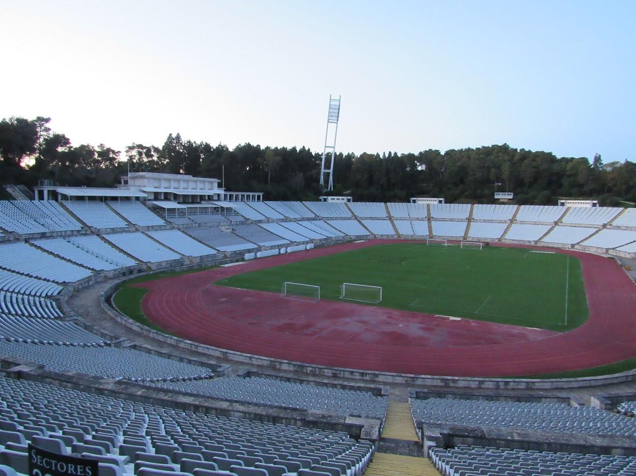 Estádio Nacional - Estádio do Jamor - Football - Weekends