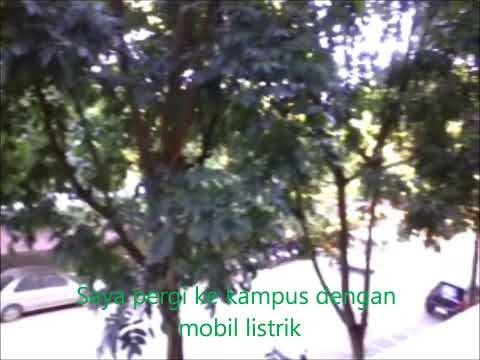โมบิล ลิสทริก Mobil listrik รถพลังงานไฟฟ้า