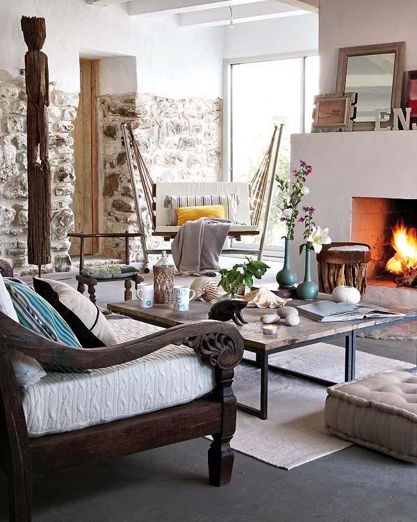 modern country villa spain interior design ideas