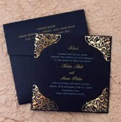Muslim Wedding Cards   Kacheripady,, Kochi   Billion