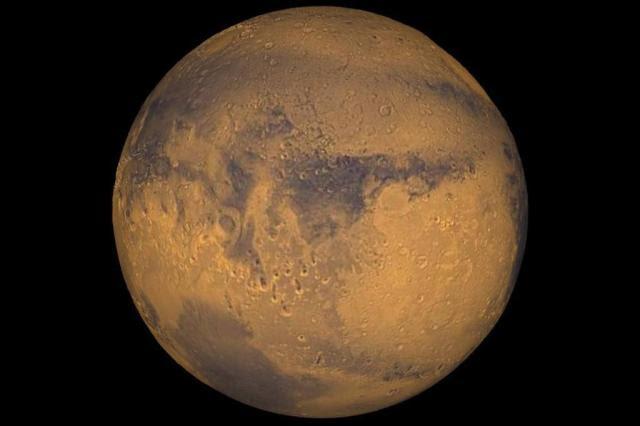 AO VIVO: Acompanhe o anúncio da Nasa sobre Marte  Greg Shirah/NASA