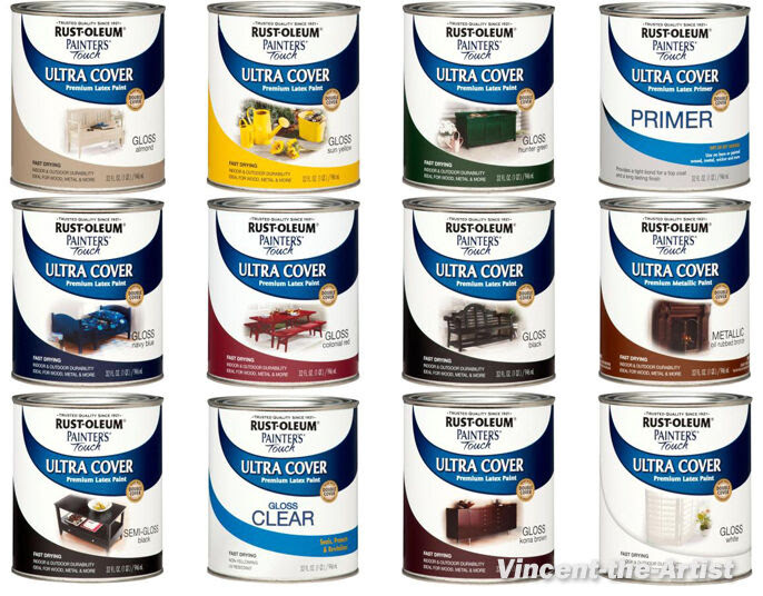 High Quality Rust-oleum Painter's Touch Paint Top of Line ...