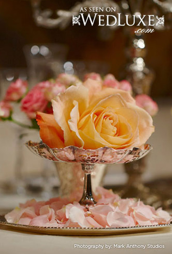Centerpiece Ideas For Wedding Reception