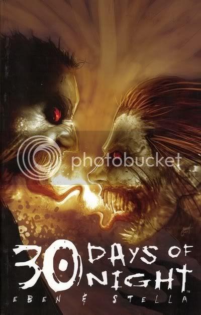 Taliesin meets the vampires: 30 Days of Night: Eben ...