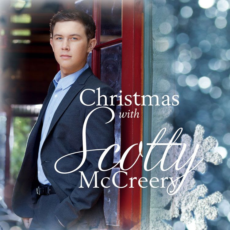 Christmas with Scotty McCreery (Album Cover), Scotty McCreery