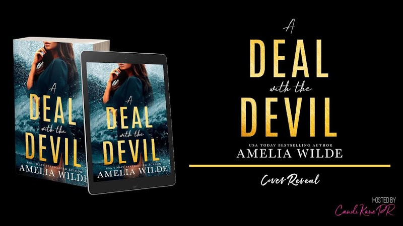 Cover Reveal: A Deal With the Devil by Amelia Wilde