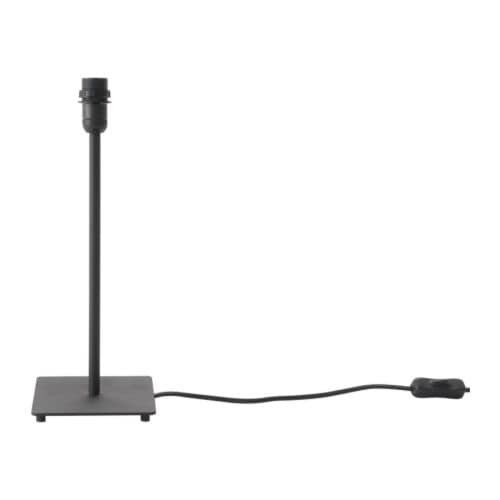 HEMMA Tafellampvoet IKEA