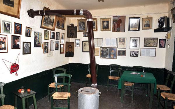 Αποτέλεσμα εικόνας για παραδοσιακο καφενειο
