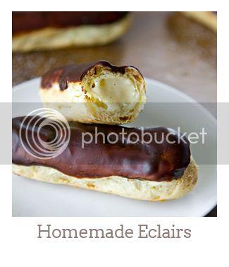 """""""Homemade Eclairs"""""""