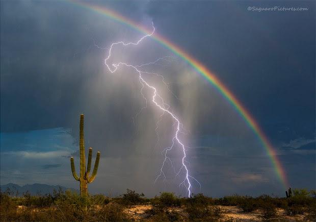 raio arco iris