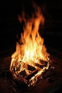 Focul lui Samedru