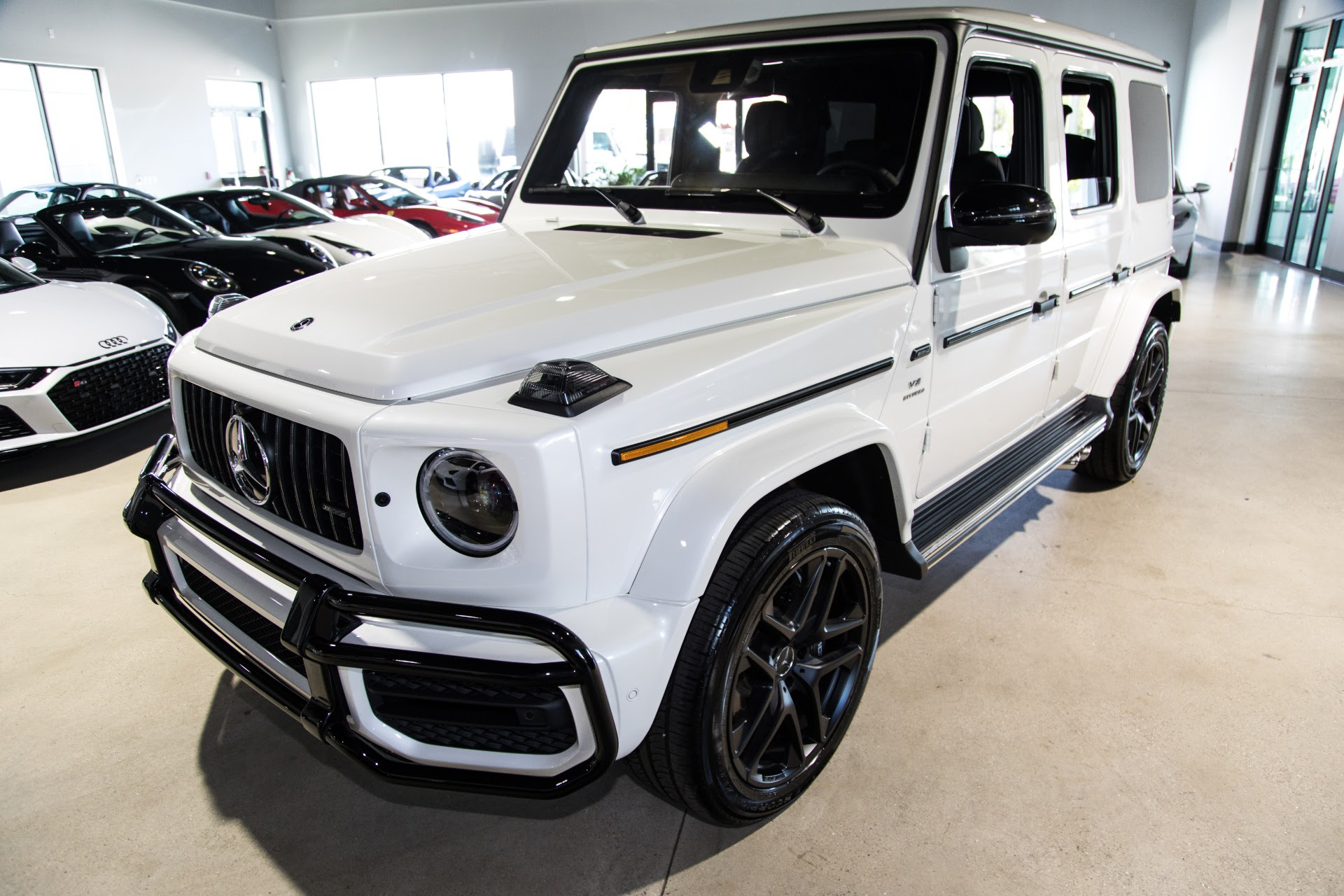 Used 2020 Mercedes-Benz G-Class AMG G 63 For Sale ($199,900) | Marino Performance Motors Stock ...