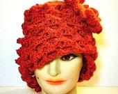 Crochet Hat Womens Hat, S...