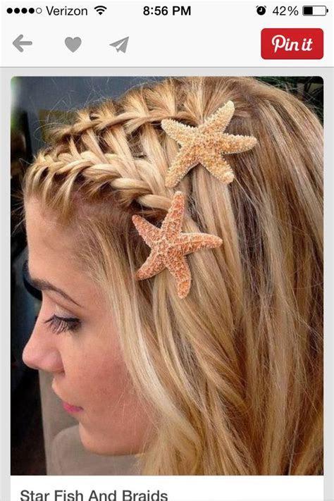 Under the sea hairstyle   Hair   Beach hair, Long hair