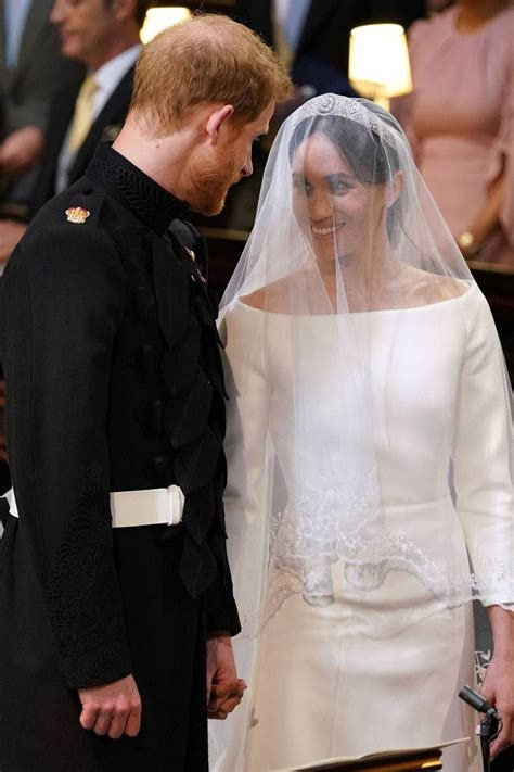 Meghan Markle Weds In A Givenchy Wedding Dress By Clare