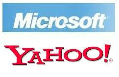 MS y Yahoo
