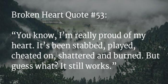 160 Best Broken Heart Quotes With Images Mar 2018 Update