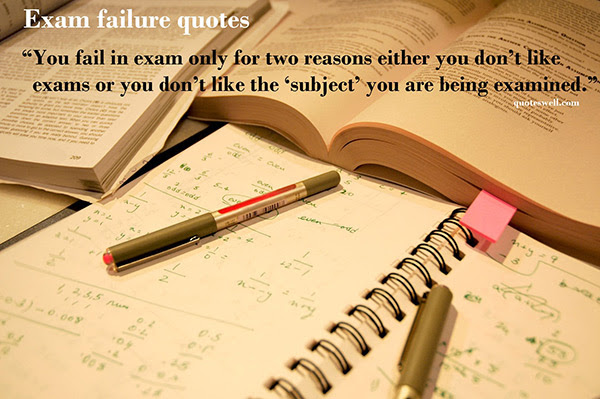 Exams Quotes. QuotesGram