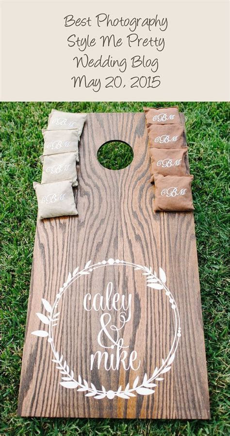 25  best ideas about Cornhole Boards on Pinterest   Diy