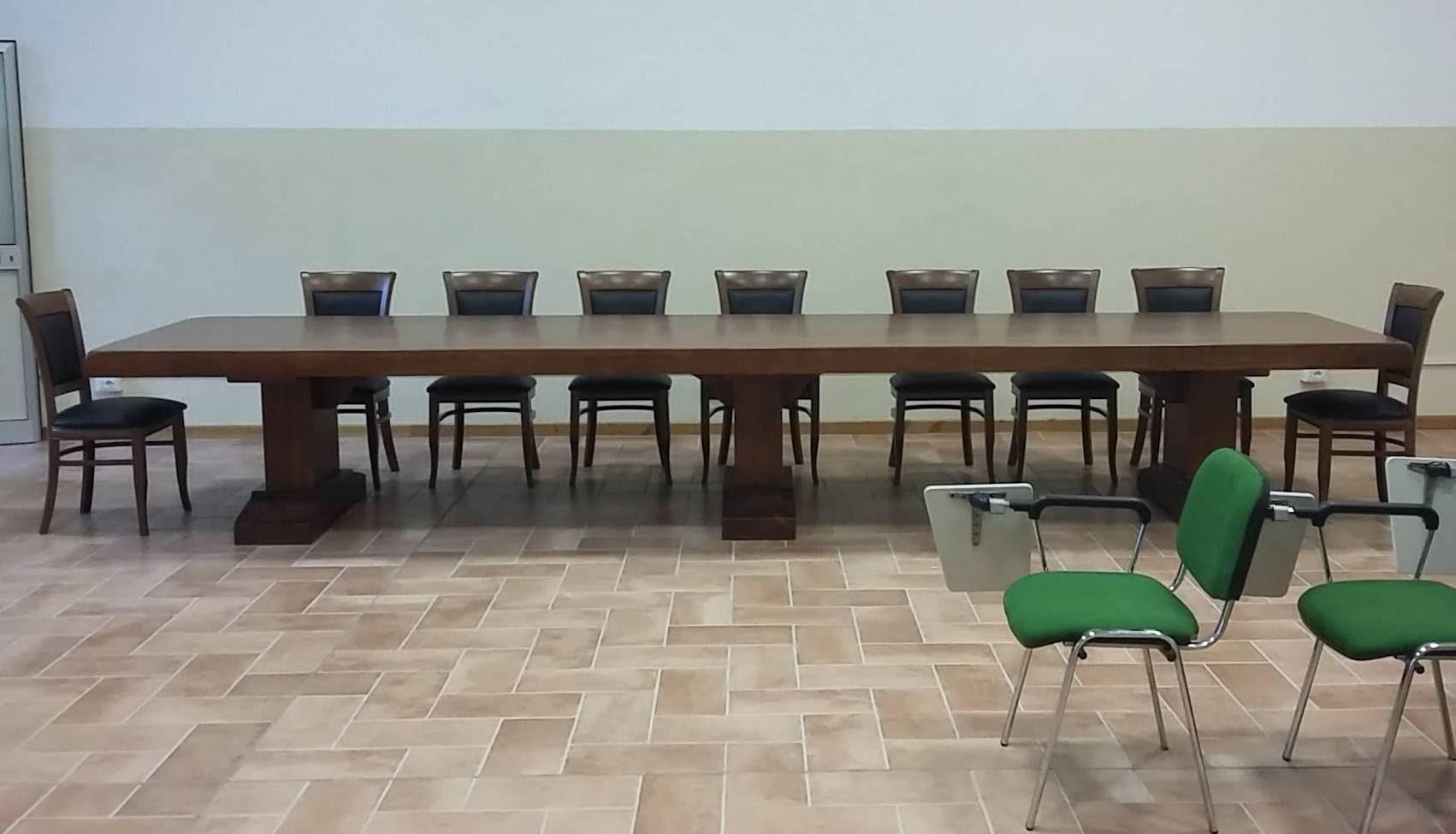 Tavoli su misura in legno roma blog di falegnameriesumisura - Tavoli su misura roma ...