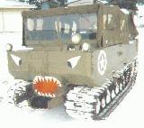 26k photo of 1943 M29 Weasel