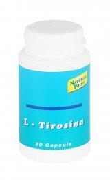 L-Tirosina - 30 Capsule