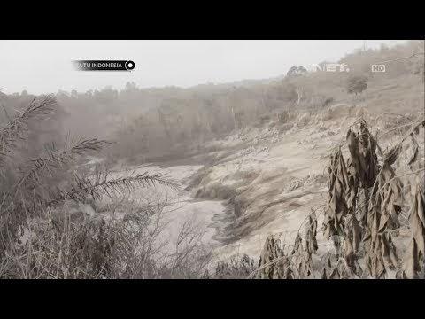 Rekaman Kesedihan Akibat Teror Letusan Gunung Sinabung Setelah Ratusan Tahun Tertidur